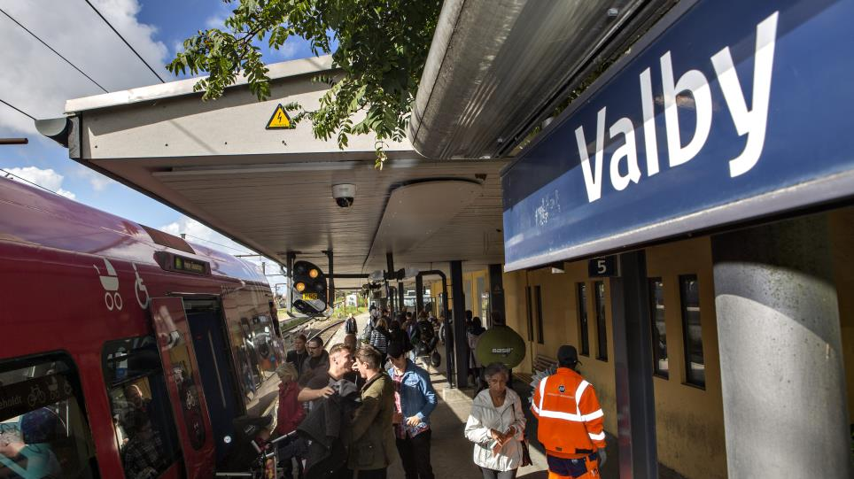 Valby Station
